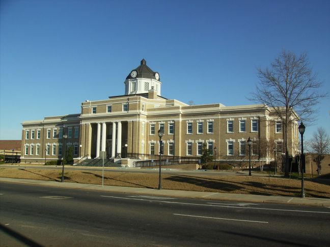 Morehouse Courthouse