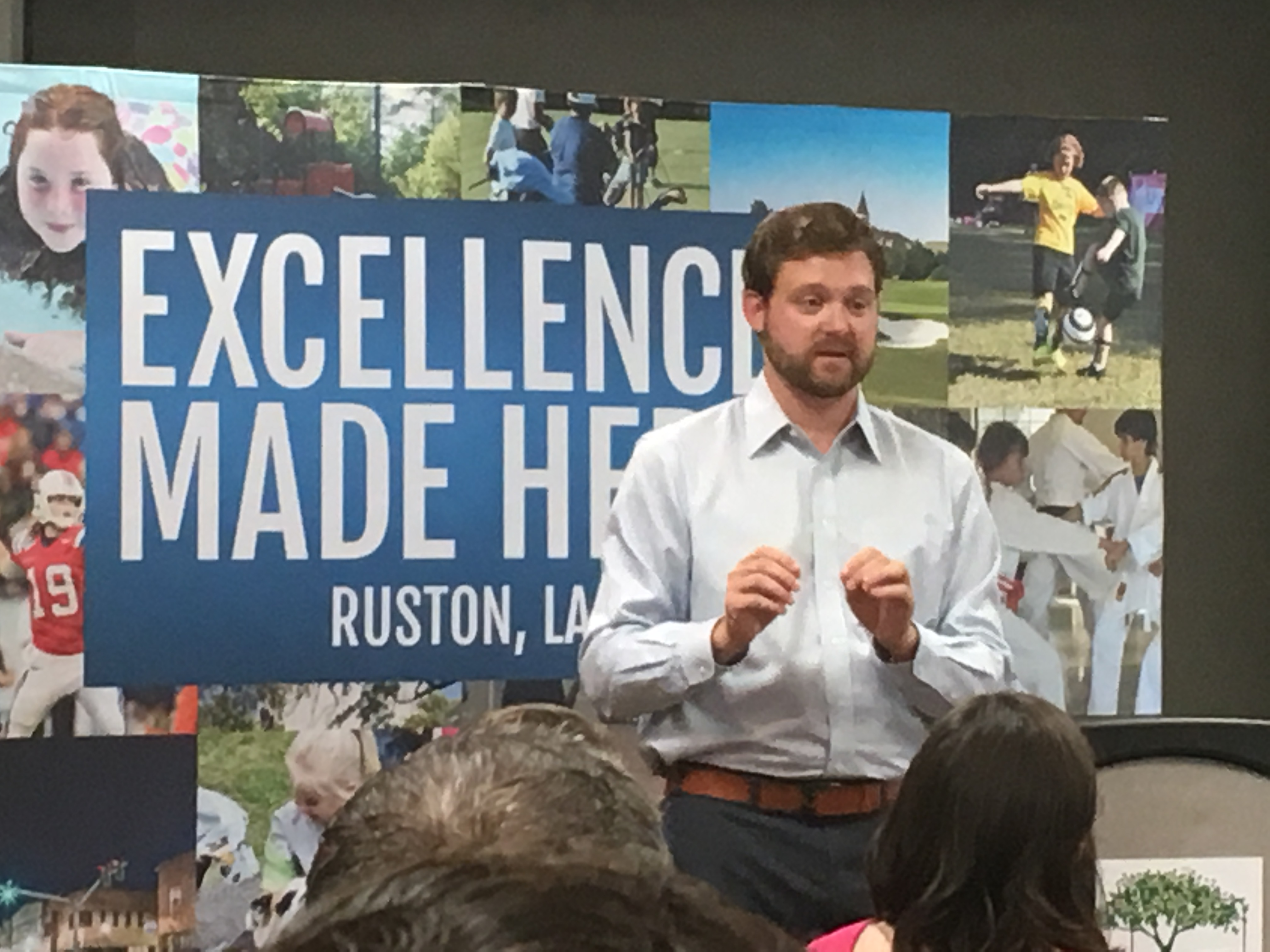 City of Ruston Hits a Home Run with Dixie Youth Baseball World