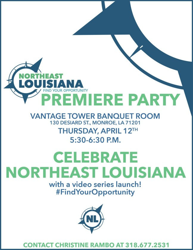 Premiere Party Invitation